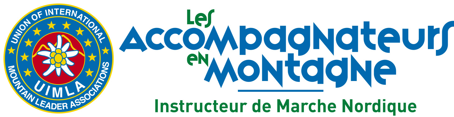logo instructeur marche nordique