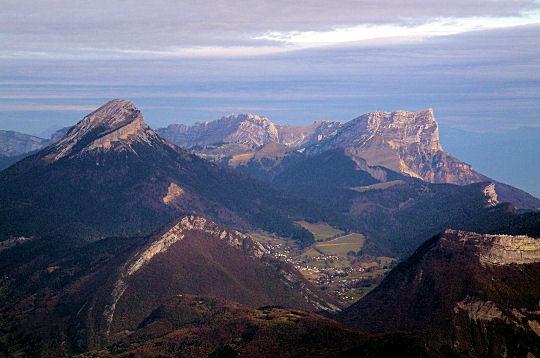 randonnée guidée dans le massif de la Chartreuse